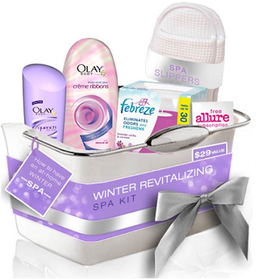 spa+kit Winners of the Winter Revitalizing Spa Kit Giveaway!