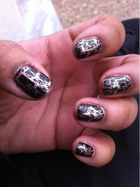 black+shatter OPI Black Shatter and the Katy Perry Collection