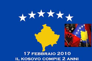 17 febbraio il Kosovo compie 2 anni