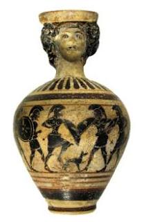 Recuperati due reperti di 2700 anni fa ,sono dell' Albania