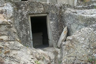 Le tombe archeologiche di 2500 anni fà a Pogradec