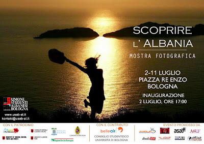 Scoprire l'Albania a Bologna