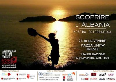 Scoprire l'Albania a Forlì e a Trieste