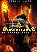 La busqueda 2: El diario secreto (2007) online y gratis