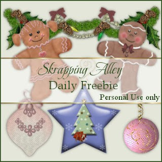 http://skrappingalley.blogspot.com/2009/11/daily-freebie-xmas-header-gingerbreads.html