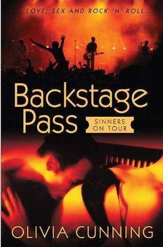 Backstage Pass Sinners On Tour
