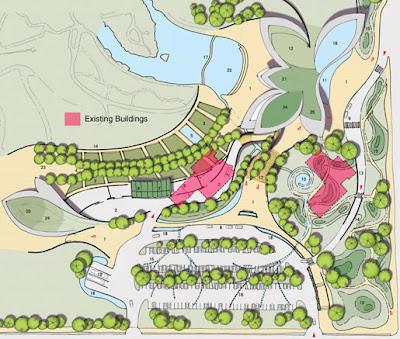 Conceptual Master Plan For VanDusen Botanical Gardens