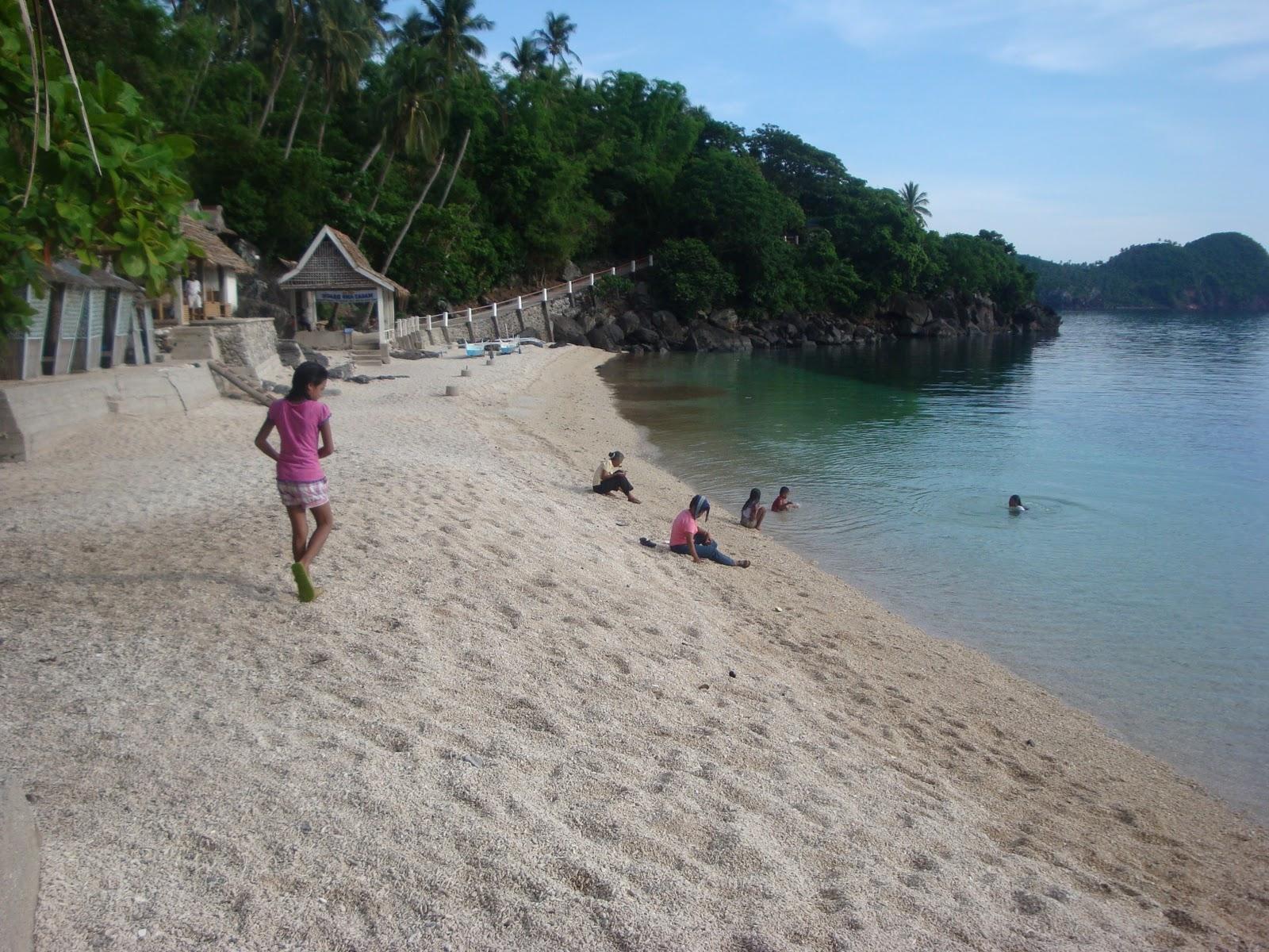 Barangay Mainit Beach, Macat-Ang Beach, Macat-ang