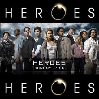 Indicação de Série: HEROES