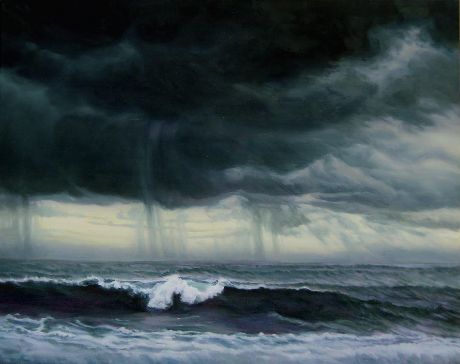 marine oil paintings: January 2011