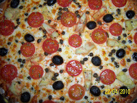 Pizza Lorquina al Estilo Voy Volando
