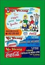 Promoción Cupones Coca-Cola y Nestle de Voy Volando