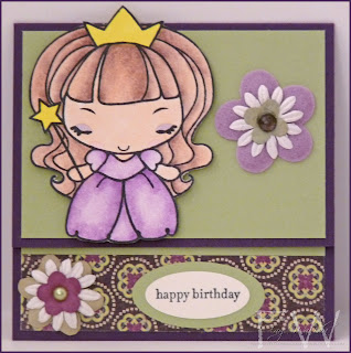 My Stamping Creations: Birthday Gift Card Holder