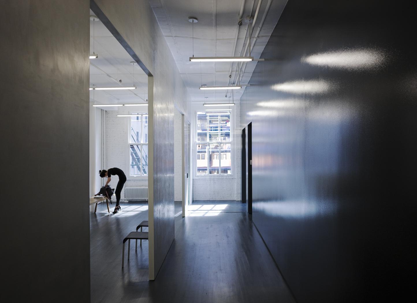 office interior derek lam atelier new york designed by so il