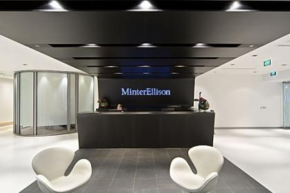 Office Interior Design | Minter Ellison Law Firm | Cunsolo Architects