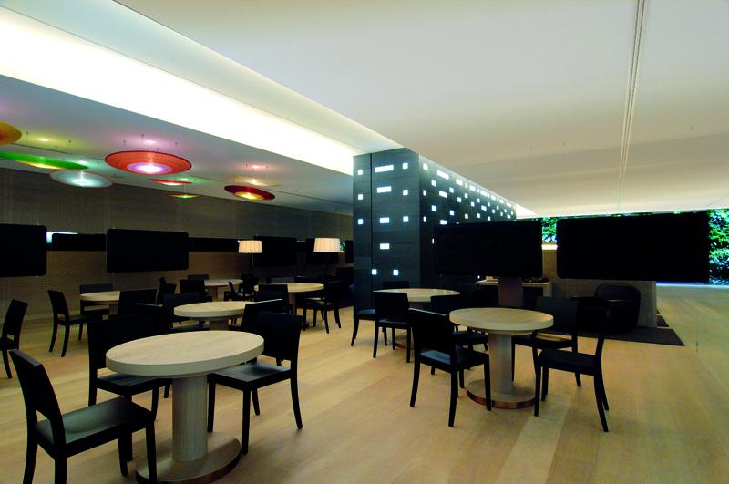 messe frankfurt press center frankfurt germany matteo thun best modern world interior. Black Bedroom Furniture Sets. Home Design Ideas
