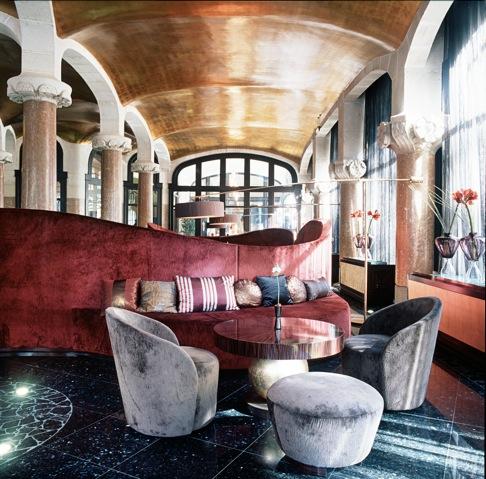 hotel interior design casa fuster hotel barcelona gca arquitectos associados