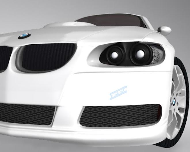 bmw white 2