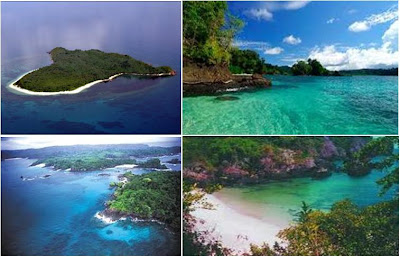pulau paling indah didunia saat ini