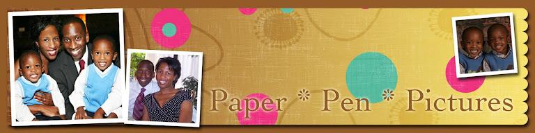 Paper Pen Pictures