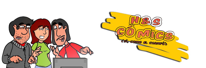H&S Comics (Sí, como el champú)
