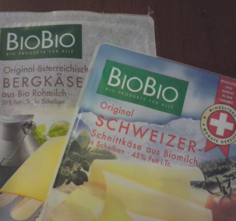 Bio Bergkäse / Bio Schweizer Schnittkäse von NETTO
