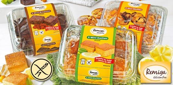 glutenfreie Produkte bei ALDI Süd ab Donnerstag, 10. Juni