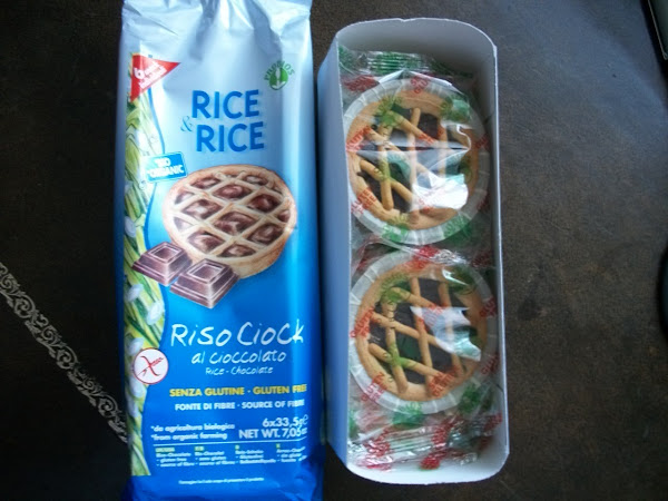 RICE & RICE Riso Ciock al cioccolato