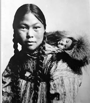 Mujer Inuit