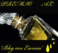 Premio Blog con Esencia