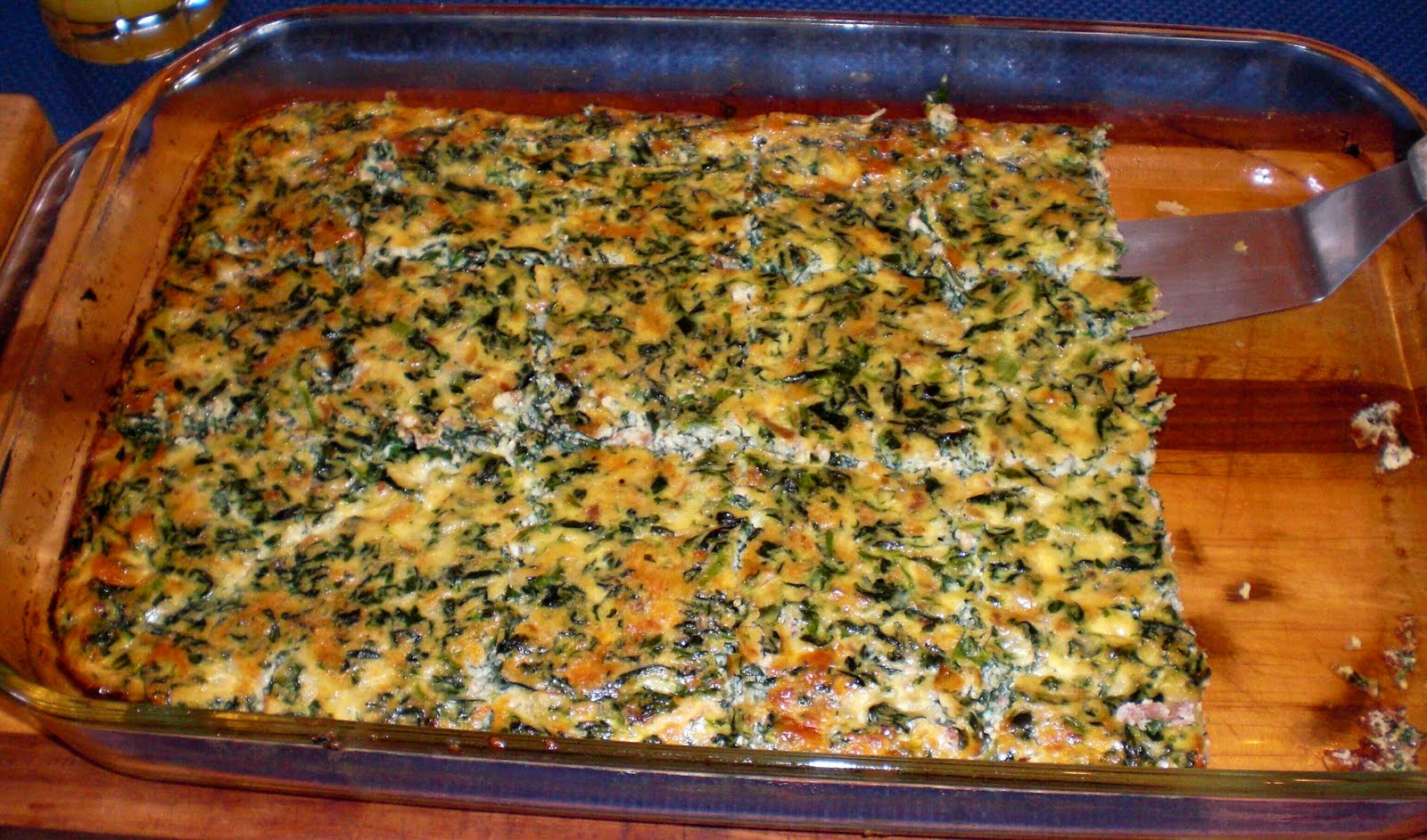 Costco cuisine quick and easy spinach quiche ideal for for Cuisine quick