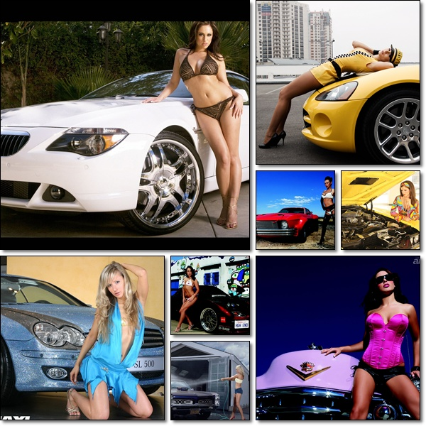 WANT SOME CARS WITH GIRLS