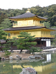 Kinkakuji Temple (Golden Pavilion) in Kyoto