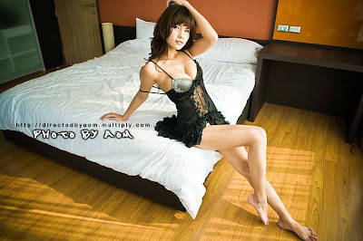 Phutteera Soralum Jean Race Queen Actress Star Hot Busty Boobs Thai Sexy Model Photos Gallery