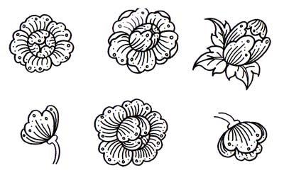 Pudtarn : Basic Pattern of Thai Ancient Art Work