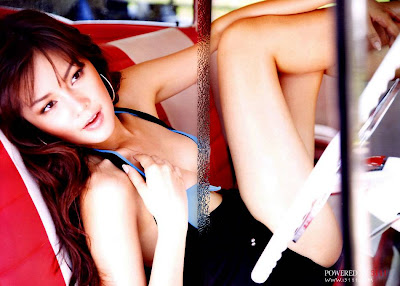 Ummarapus Julgasean MIM Thailand Model Sexy Idol