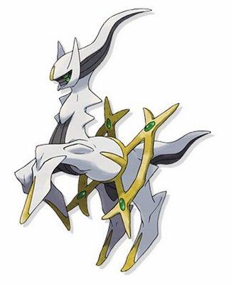 cual es el pokemon mas fuerte de todos??   Arceus