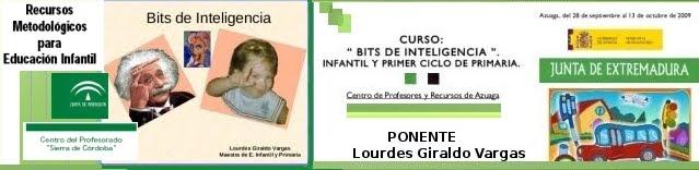 Curso sobre los Bits de Inteligencia en Infantil y Primaria