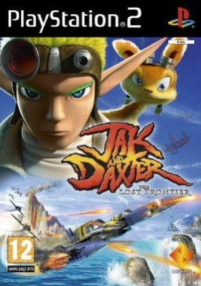 jaquette-jak-and-daxter-the-lost-frontie