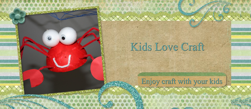 Kids Love Craft