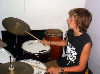 Los 2 mejores bateristas del mundo