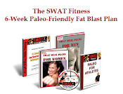Paleo Fitness Plan - 6 week SWAT Fat Blast