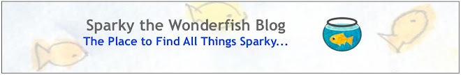 Sparky The Wonderfish Blog
