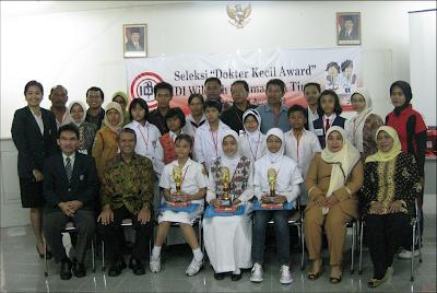 """Seleksi """"Dokcil Award IDI 2009"""" wilayah Kaltim"""