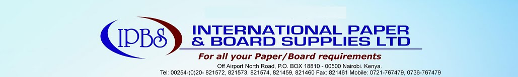 INTERNATIONAL PAPER AND BOARD SUPPLIES LTD