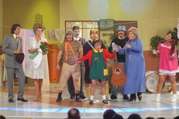 El Chavo del 8 en Teletón 2007