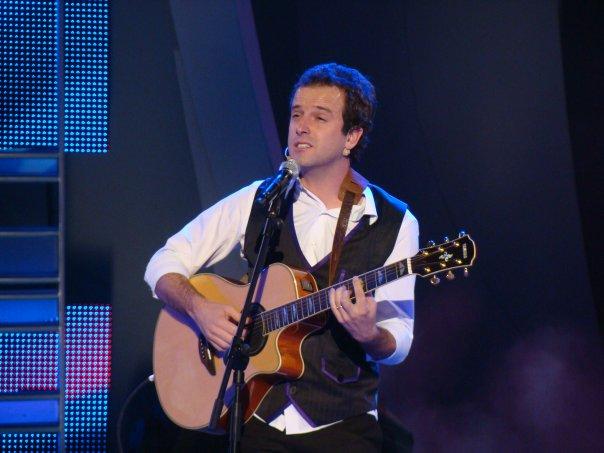 Stefan Kramer en Teletón 2008