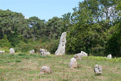 scattered megaliths
