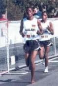 Malawi runners