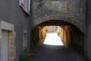 medieval archway